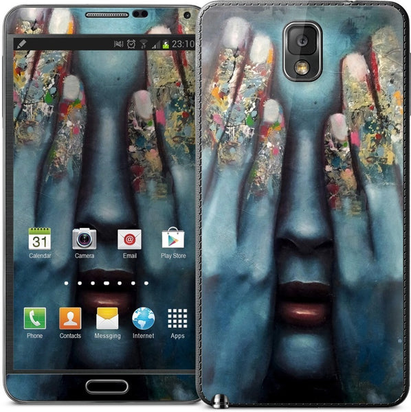 It Is Over Samsung Skin