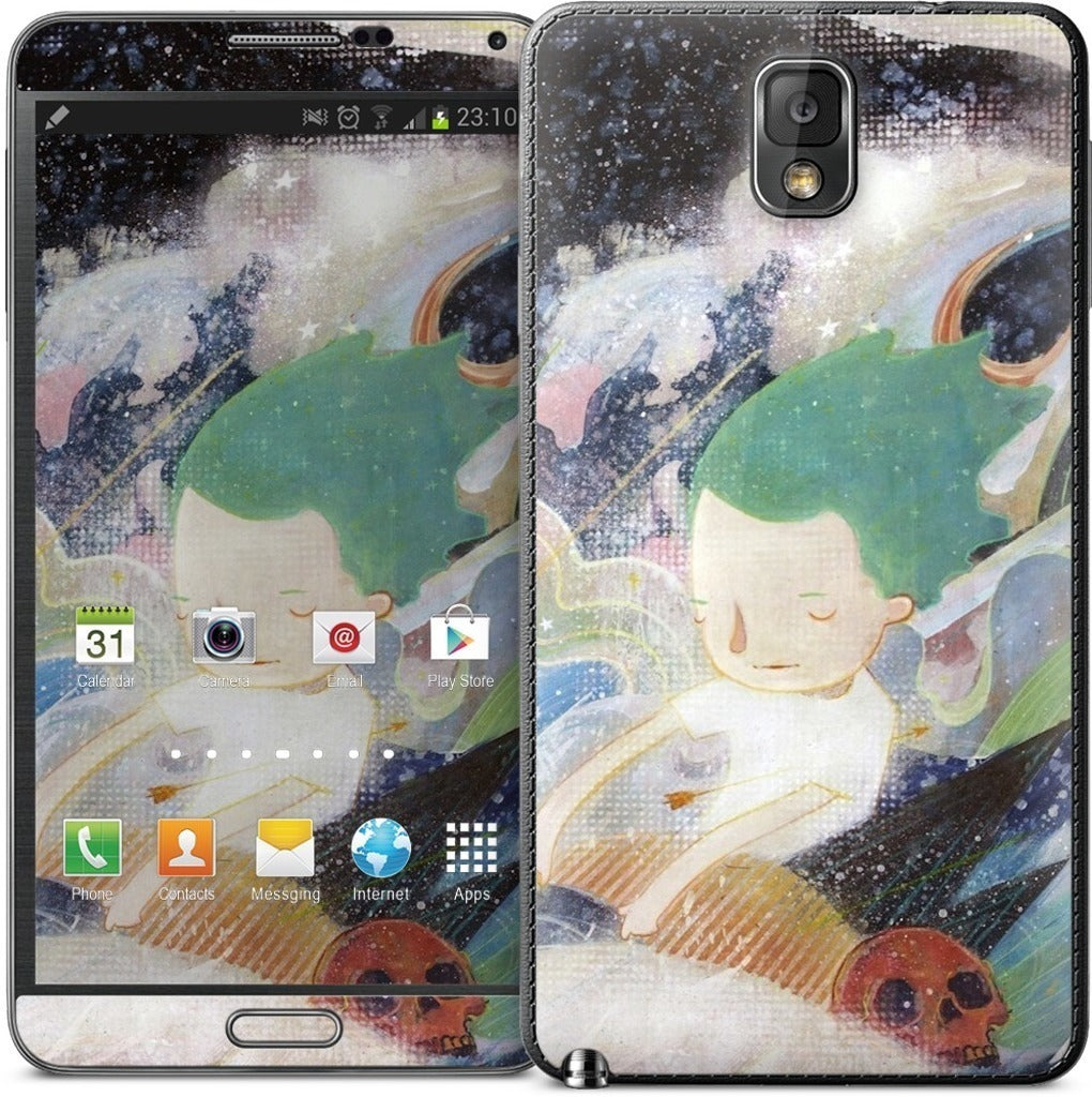 Carry Me Away Samsung Skin