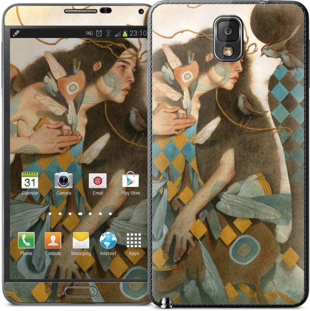 Our Fluttersome Ordeal Samsung Skin