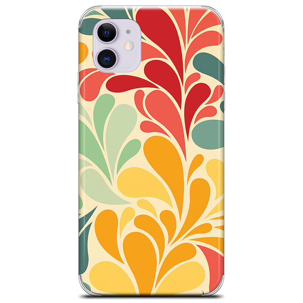 Sea Garden iPhone Skin
