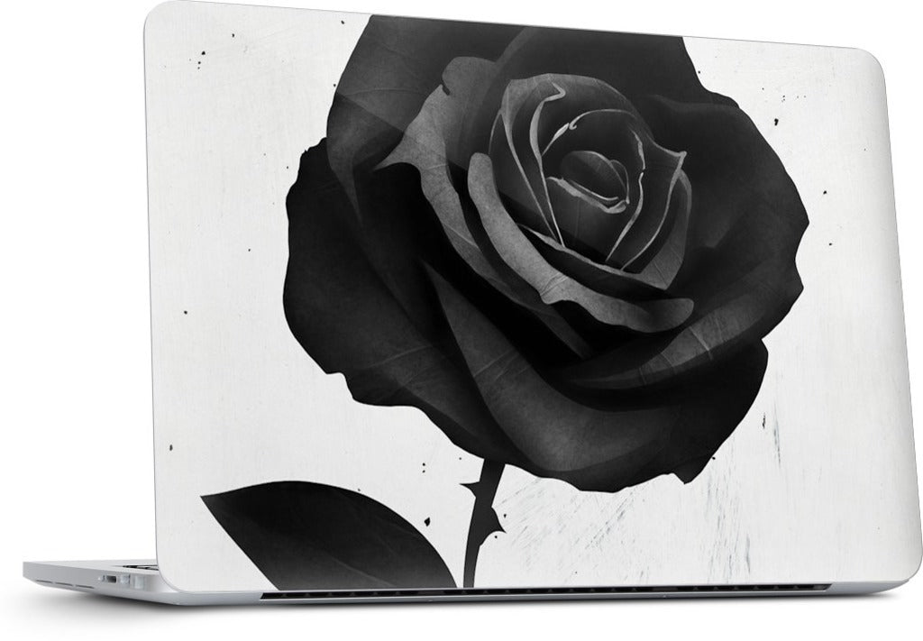 Fabric Rose Razer Blade Skins