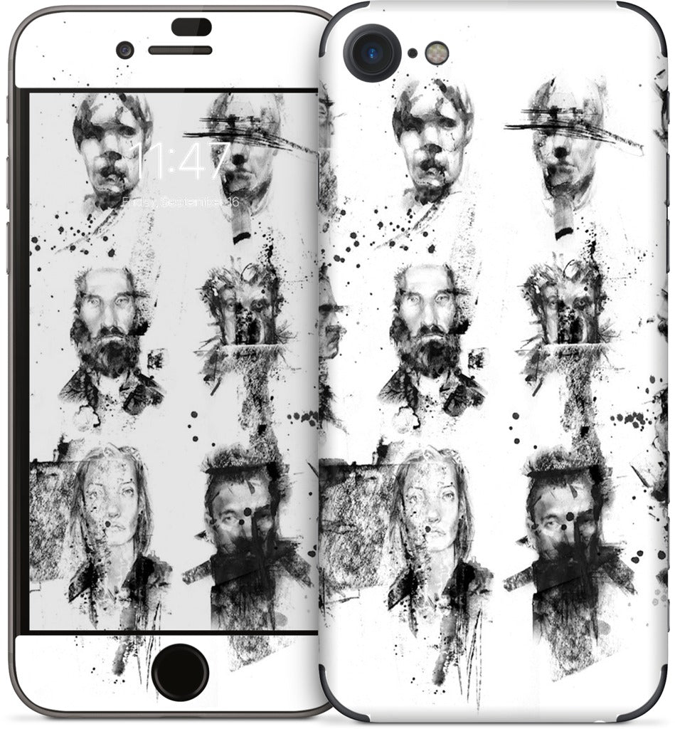 Fighting vol. 1 iPhone Skin