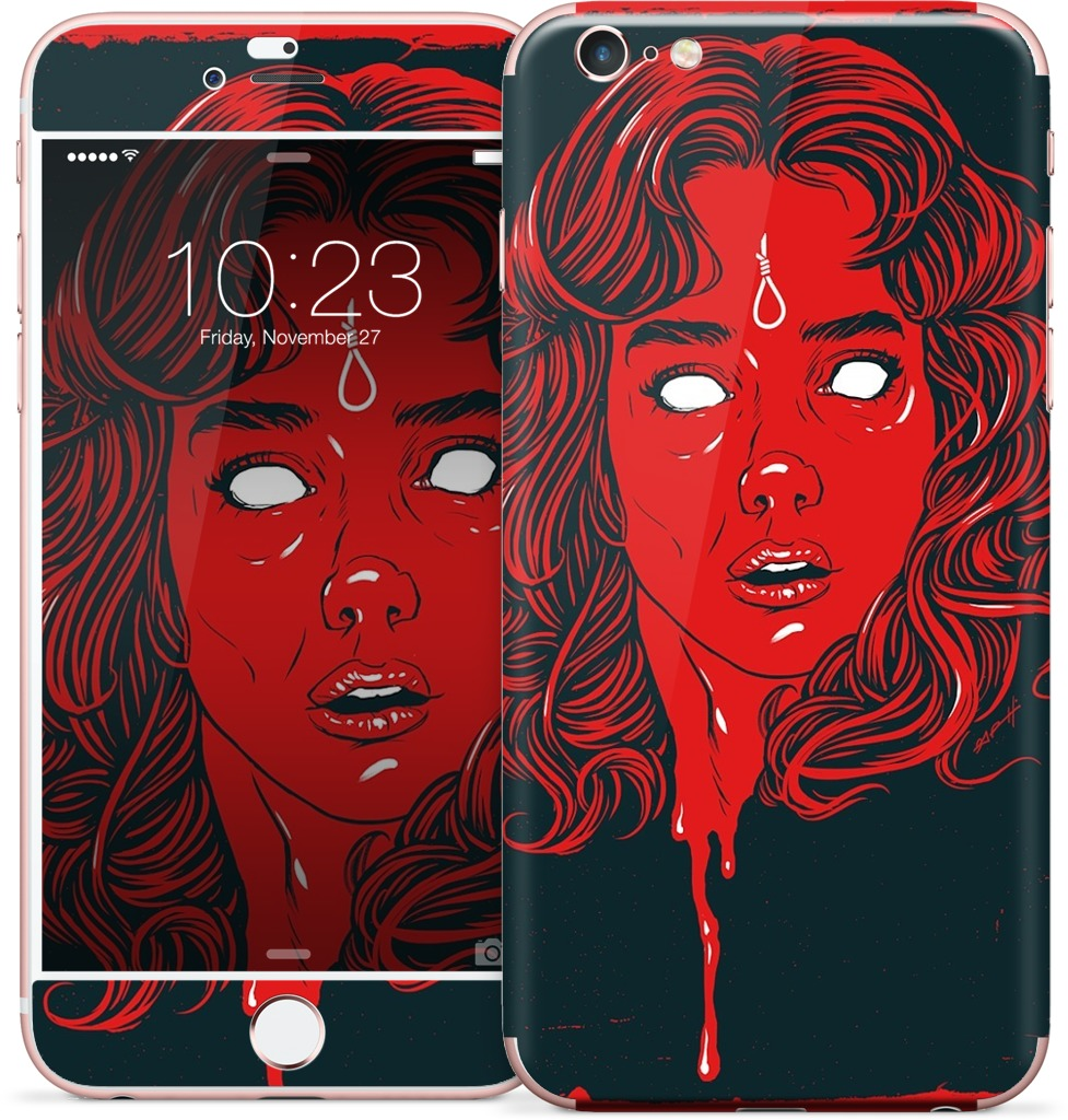 Blood Witch iPhone Skin