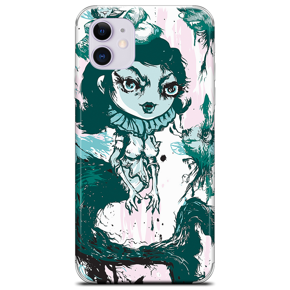Succubus Mermaid iPhone Skin
