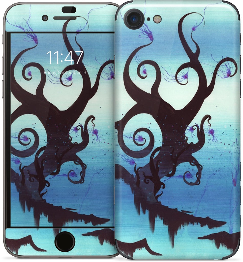 Depths iPhone Skin