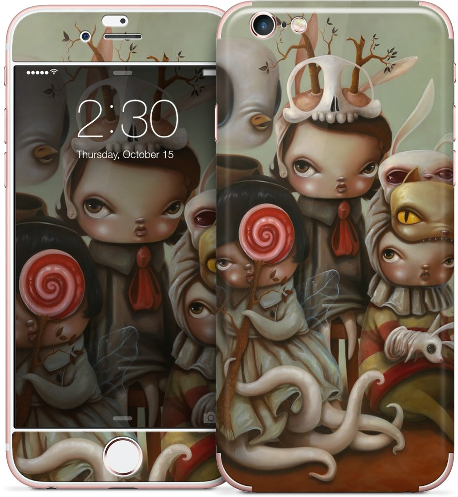 Unconditional iPhone Skin