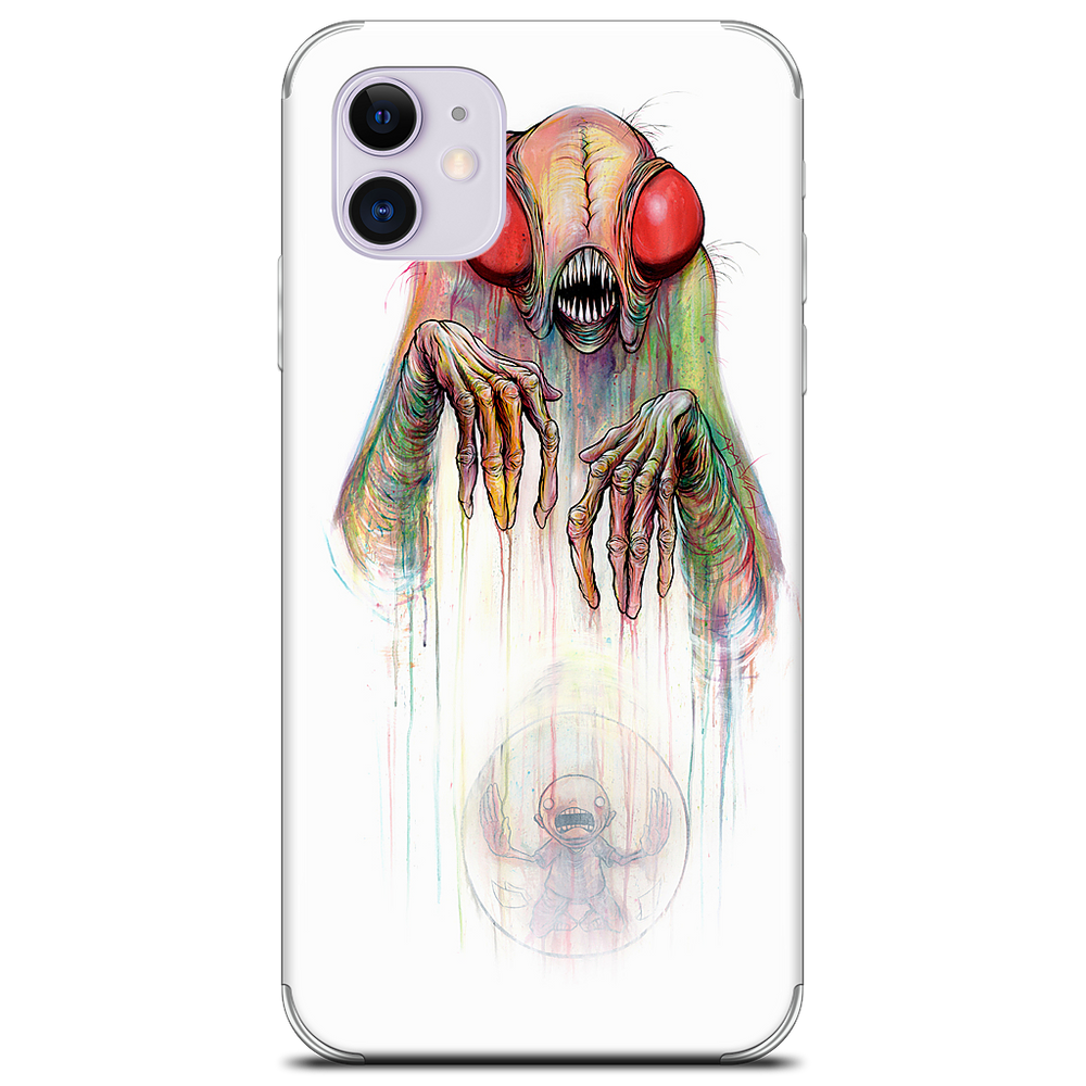 Digested Rainbow iPhone Skin