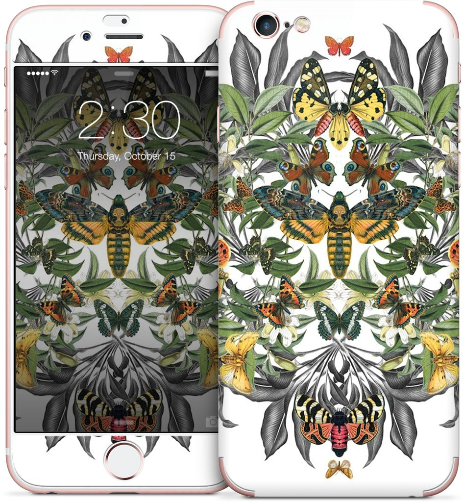 Nest V iPhone Skin
