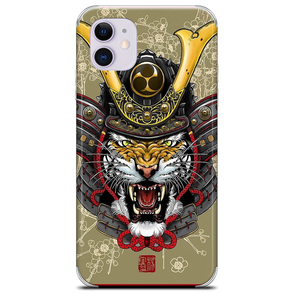 Kabuto Tiger iPhone Skin