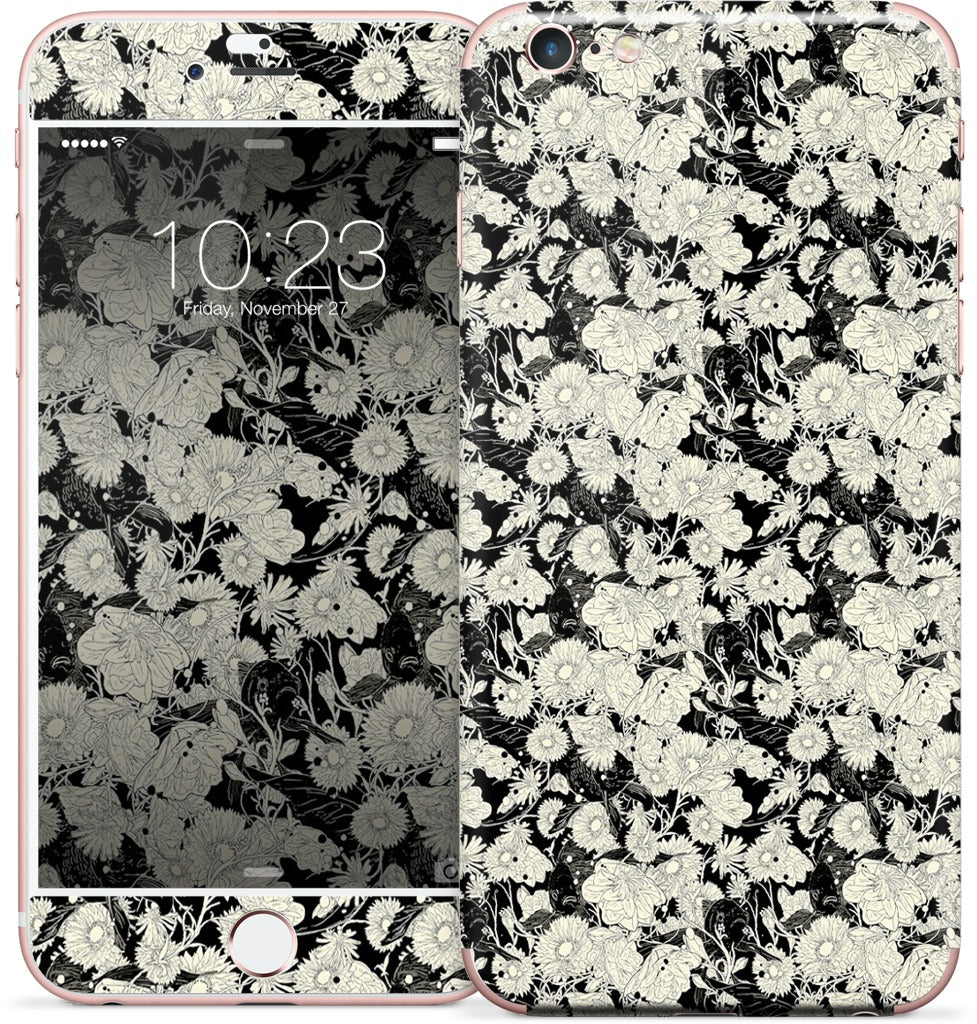 Hide and Seek iPhone Skin