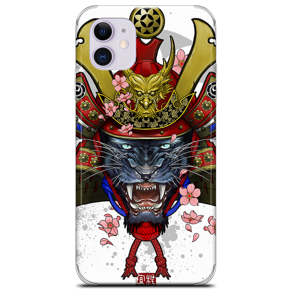 Kabuto Panther iPhone Skin