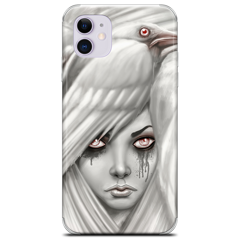 Murder Scene iPhone Skin