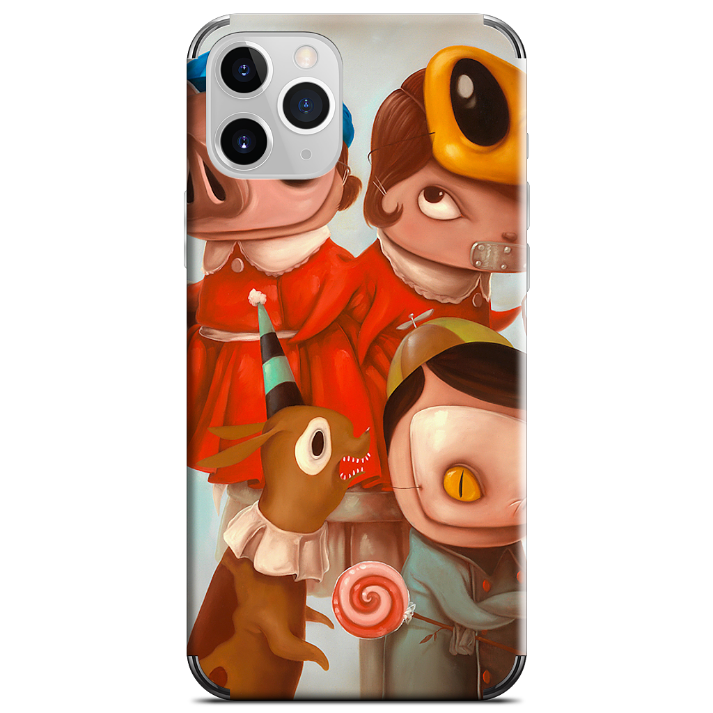 Swindlers iPhone Skin