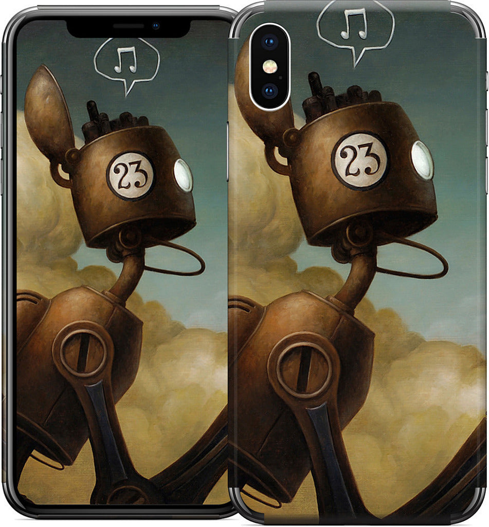 The Exchange iPhone Skin