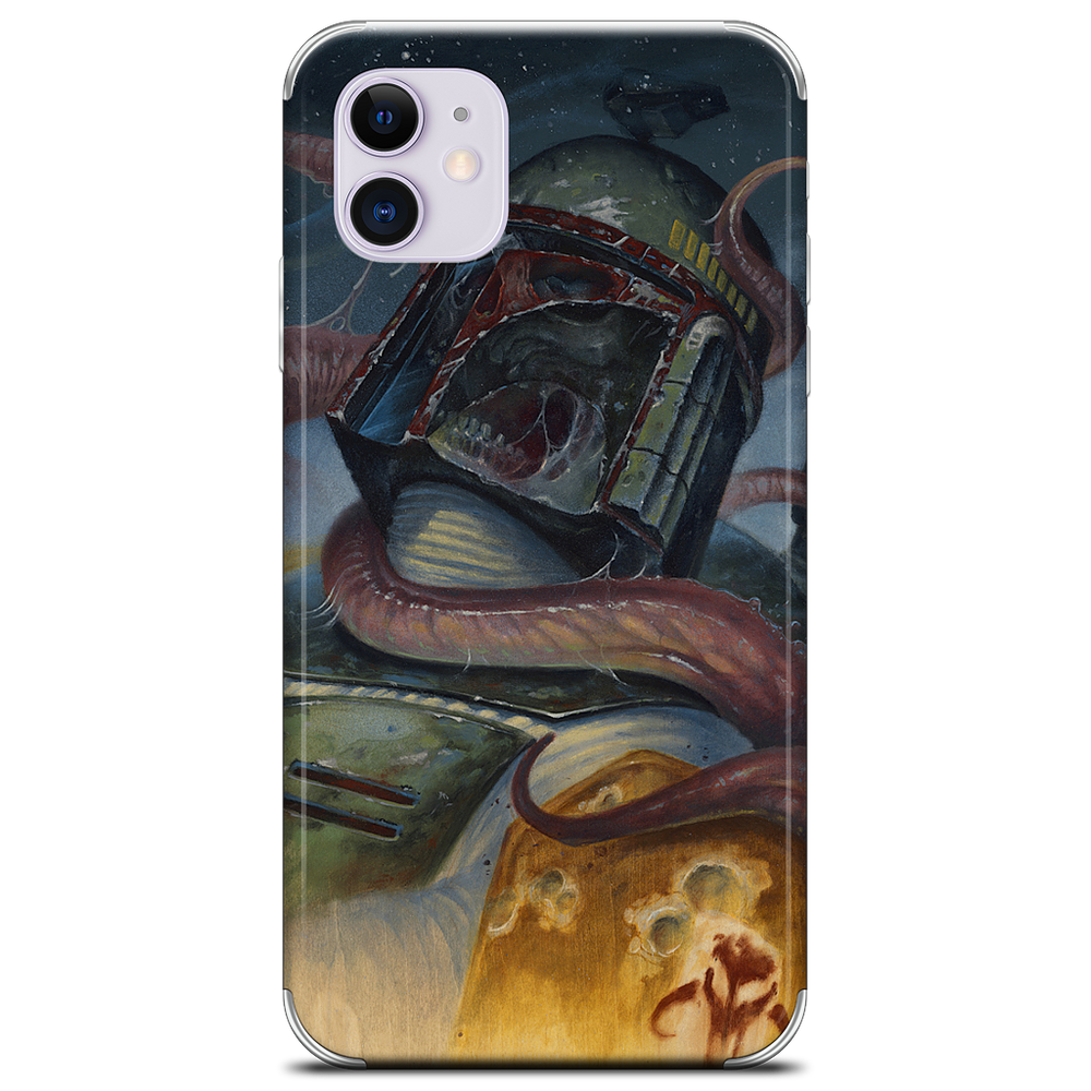 Creeping Fett iPhone Skin