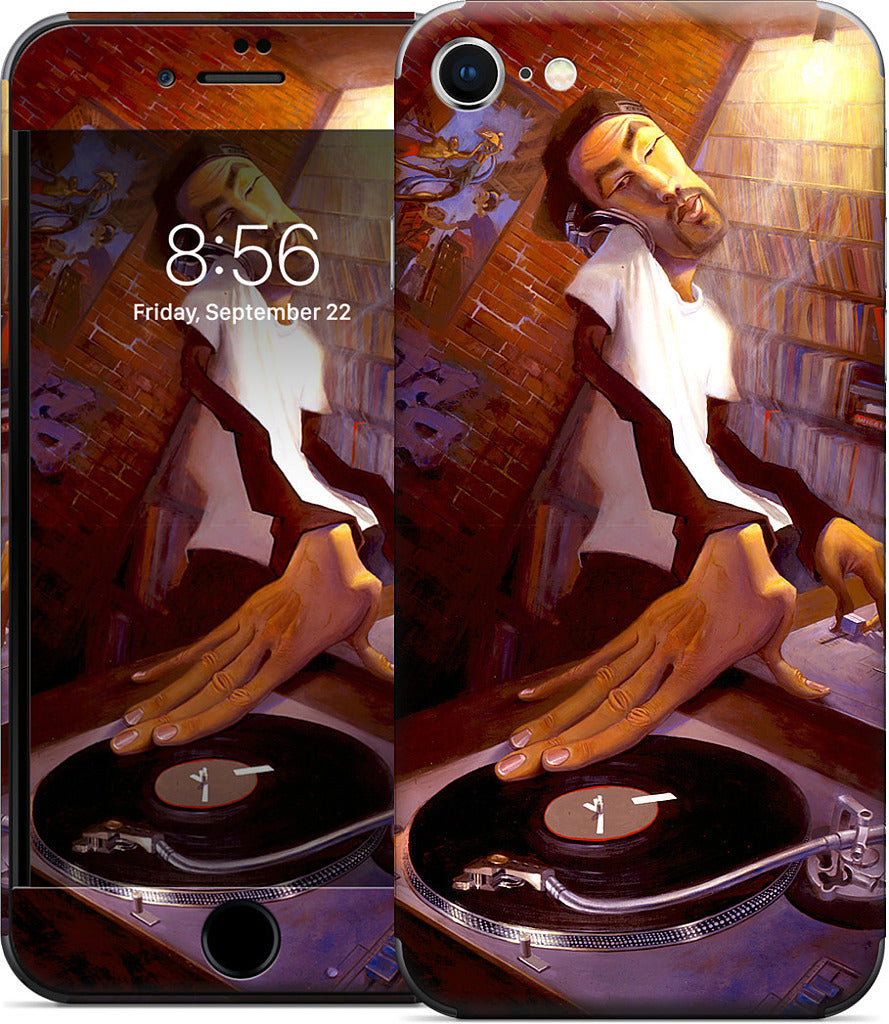 The DJ iPhone Skin