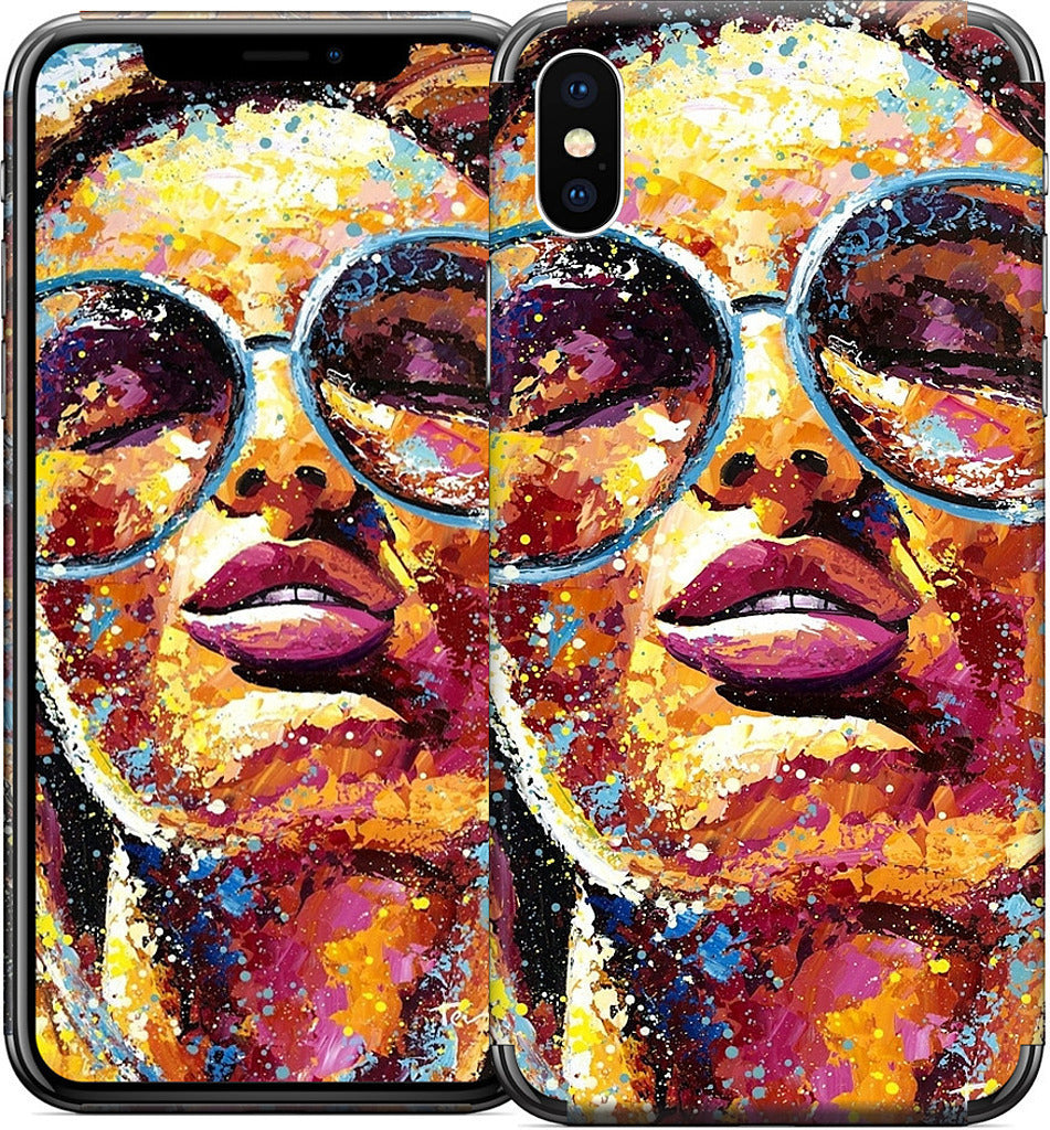 Summer Of Love iPhone Skin