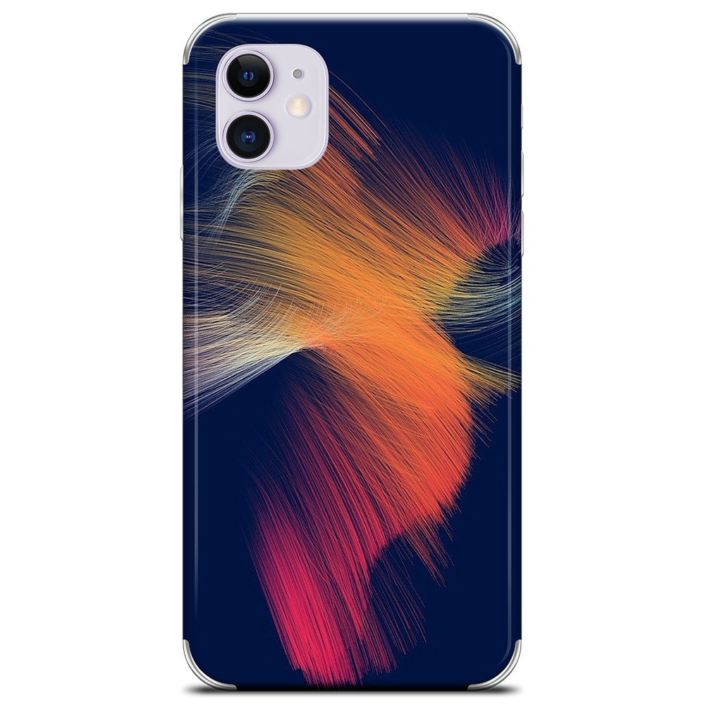 Fibrous iPhone Skin