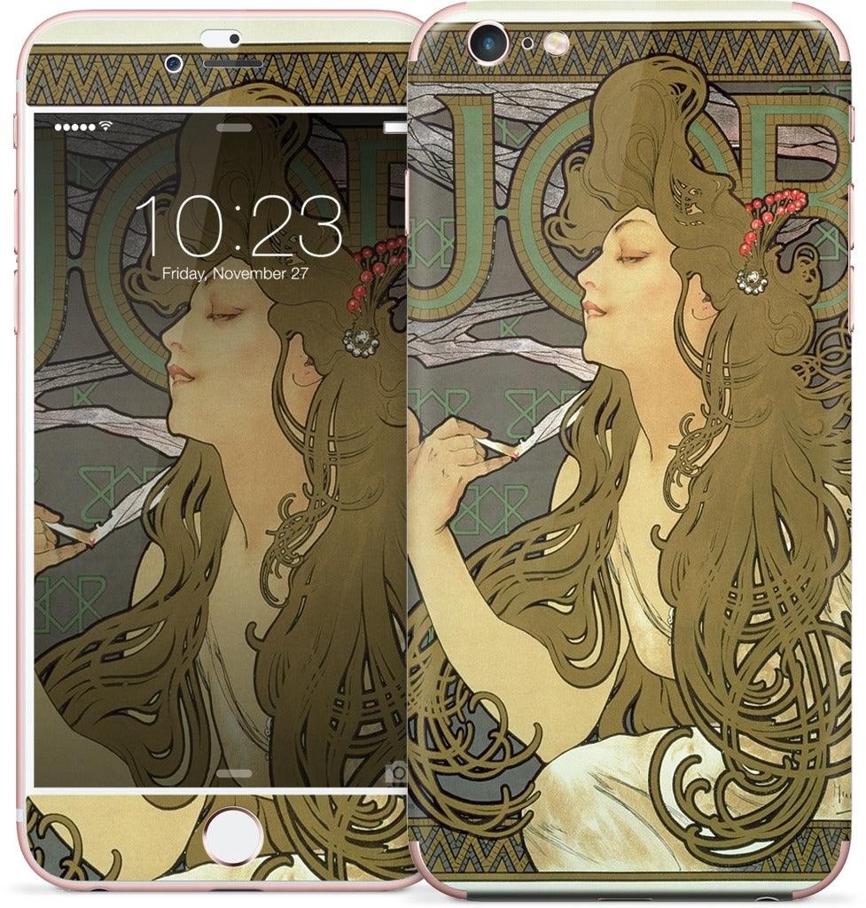 Job 1896 iPhone Skin