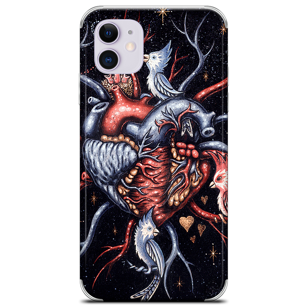 Love Birds iPhone Skin