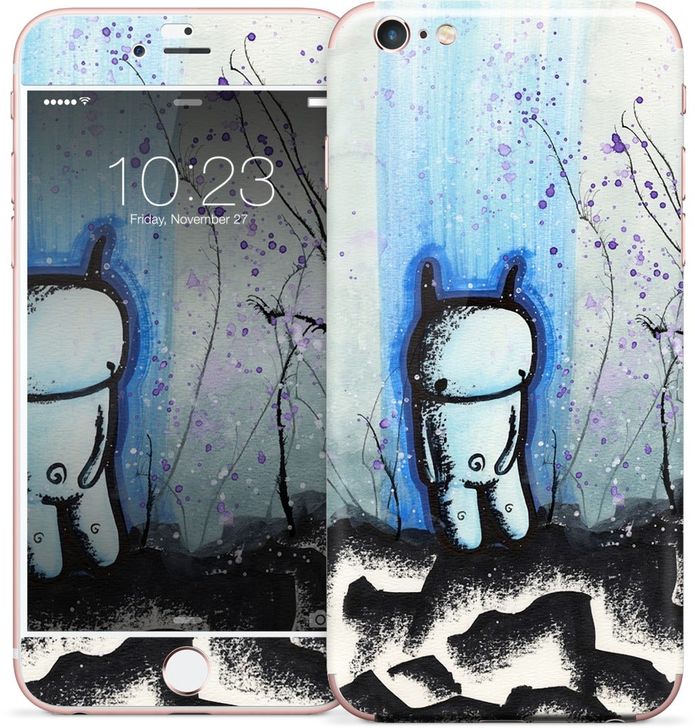 Melancholy iPhone Skin