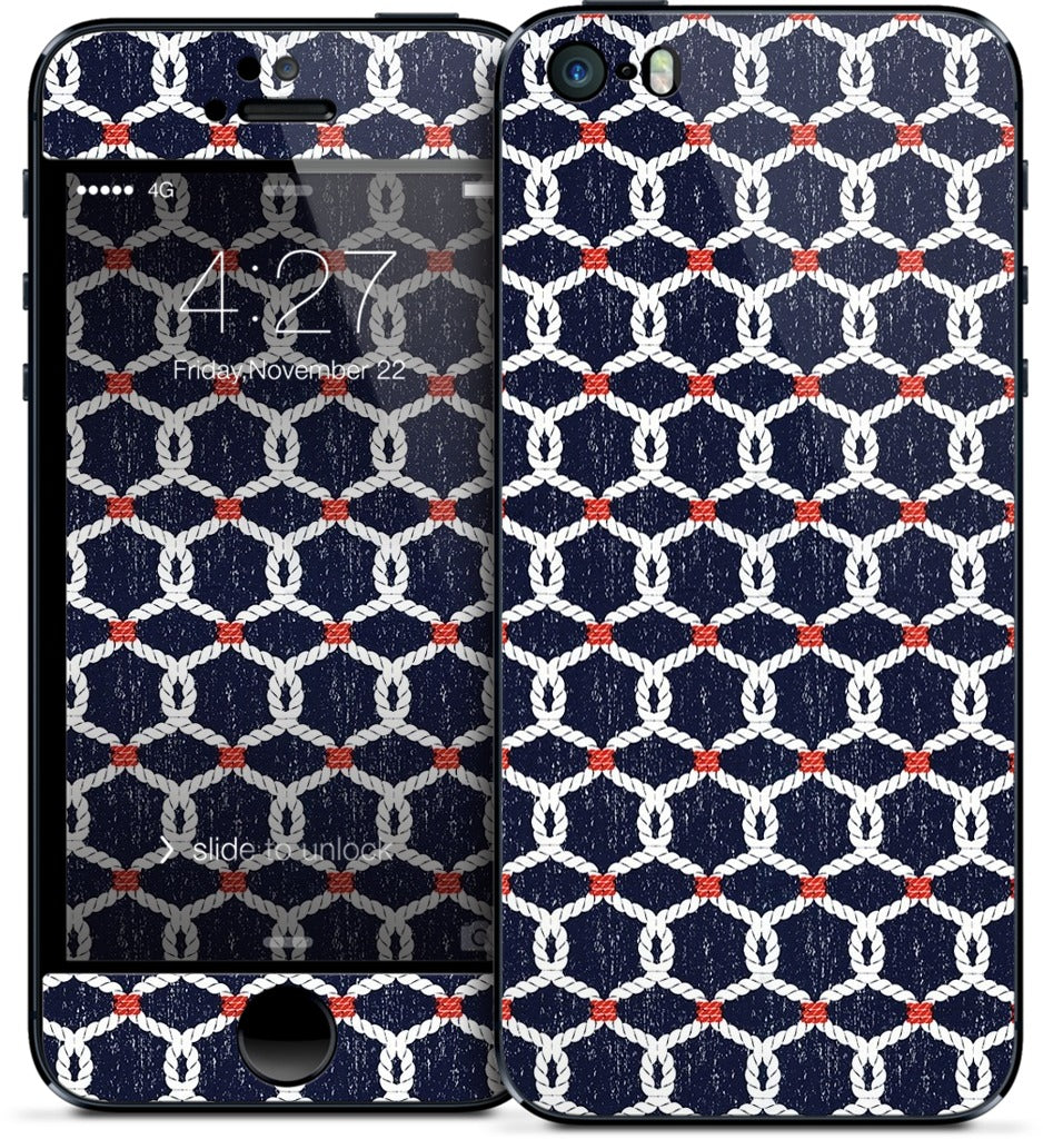 Rigging iPhone Skin