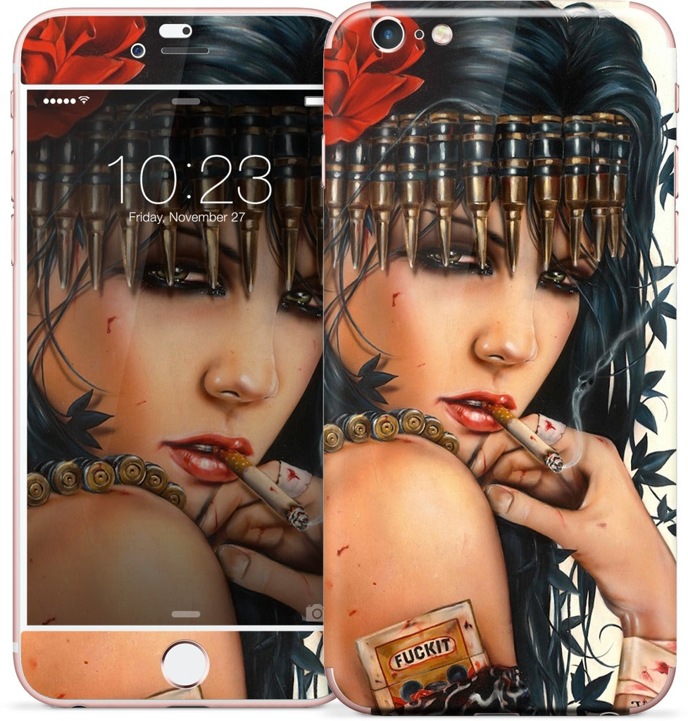 War Child iPhone Skin