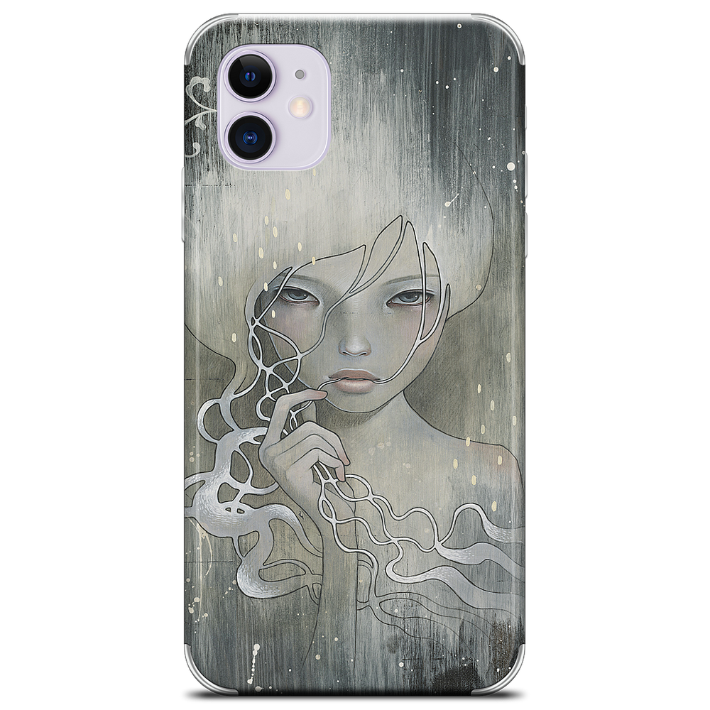 She Who Dares' iPhone Skin