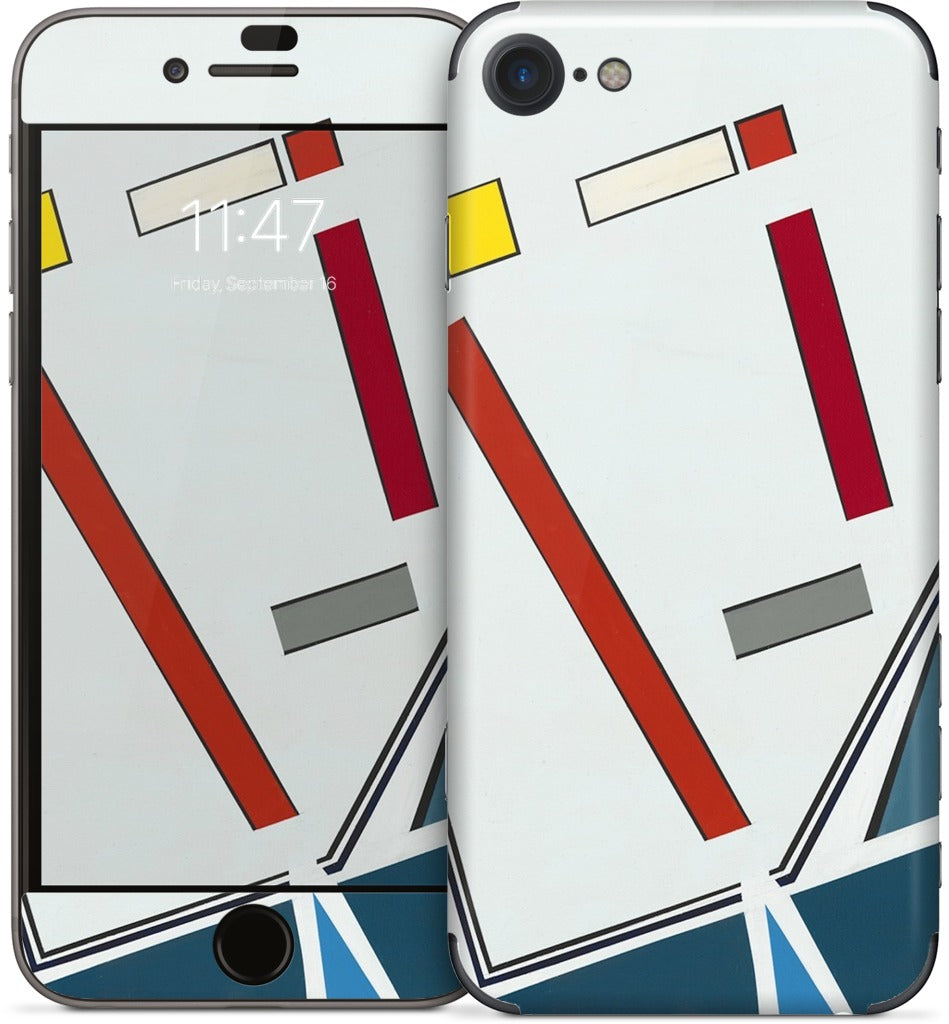 Bump 2012 iPhone Skin