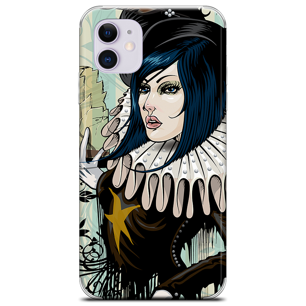 Lady Baroque iPhone Skin