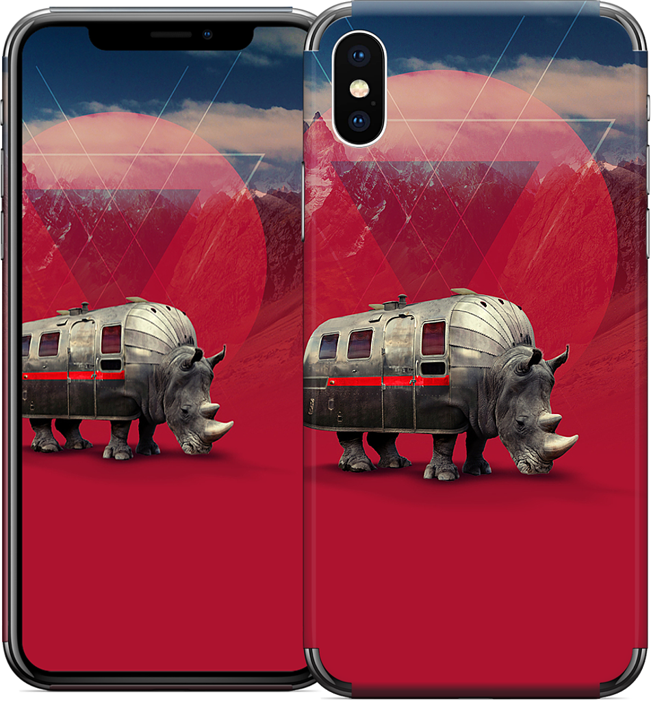 Rhino iPhone Skin