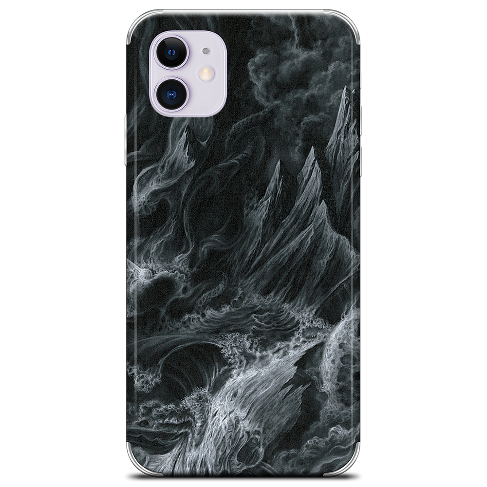 Lets Tear It All Down and Rebuild It With Meaning iPhone Skin