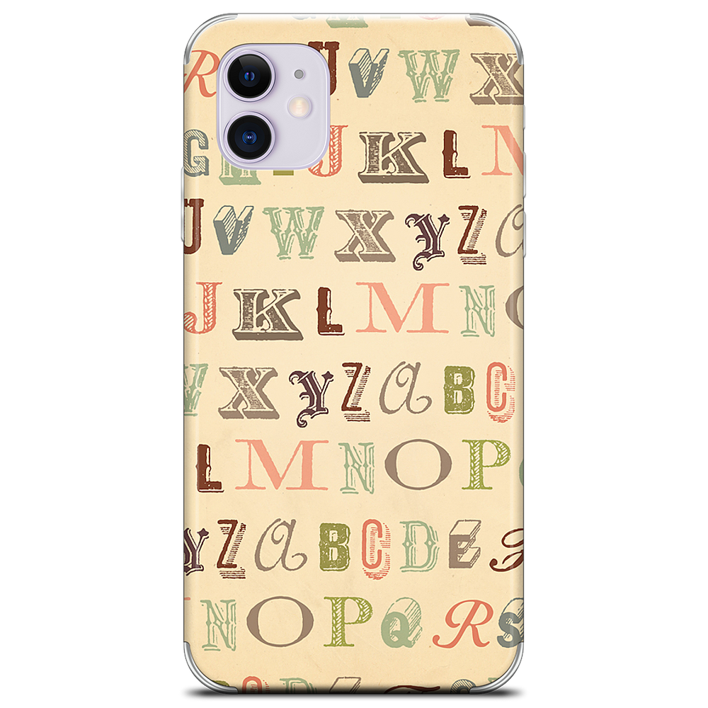 Calligraphy iPhone Skin