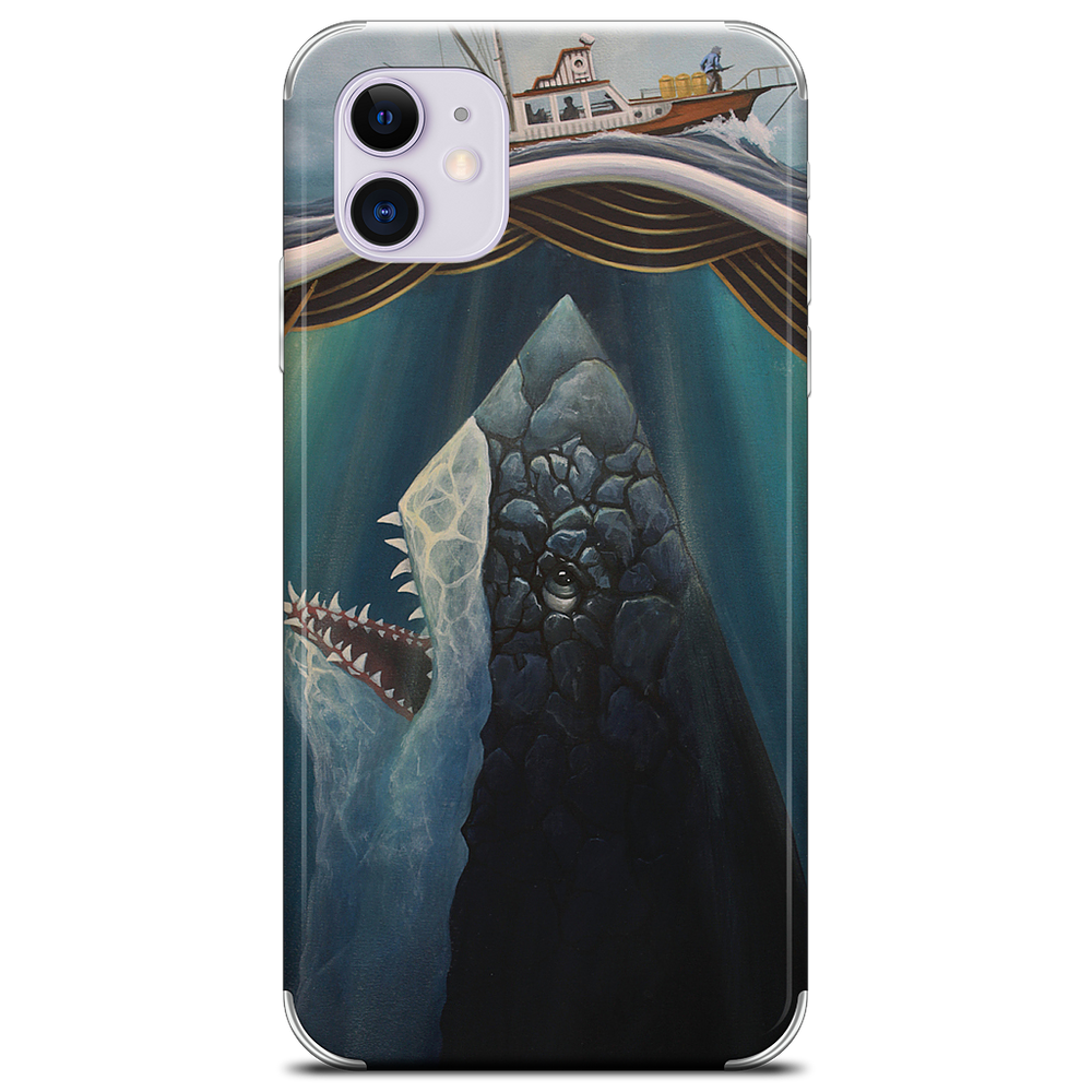 Little Boat (Jaws) iPhone Skin