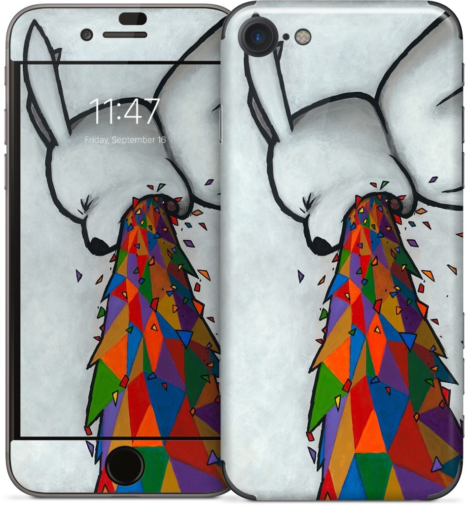 Some Trends Want To Make Me Puke iPhone Skin