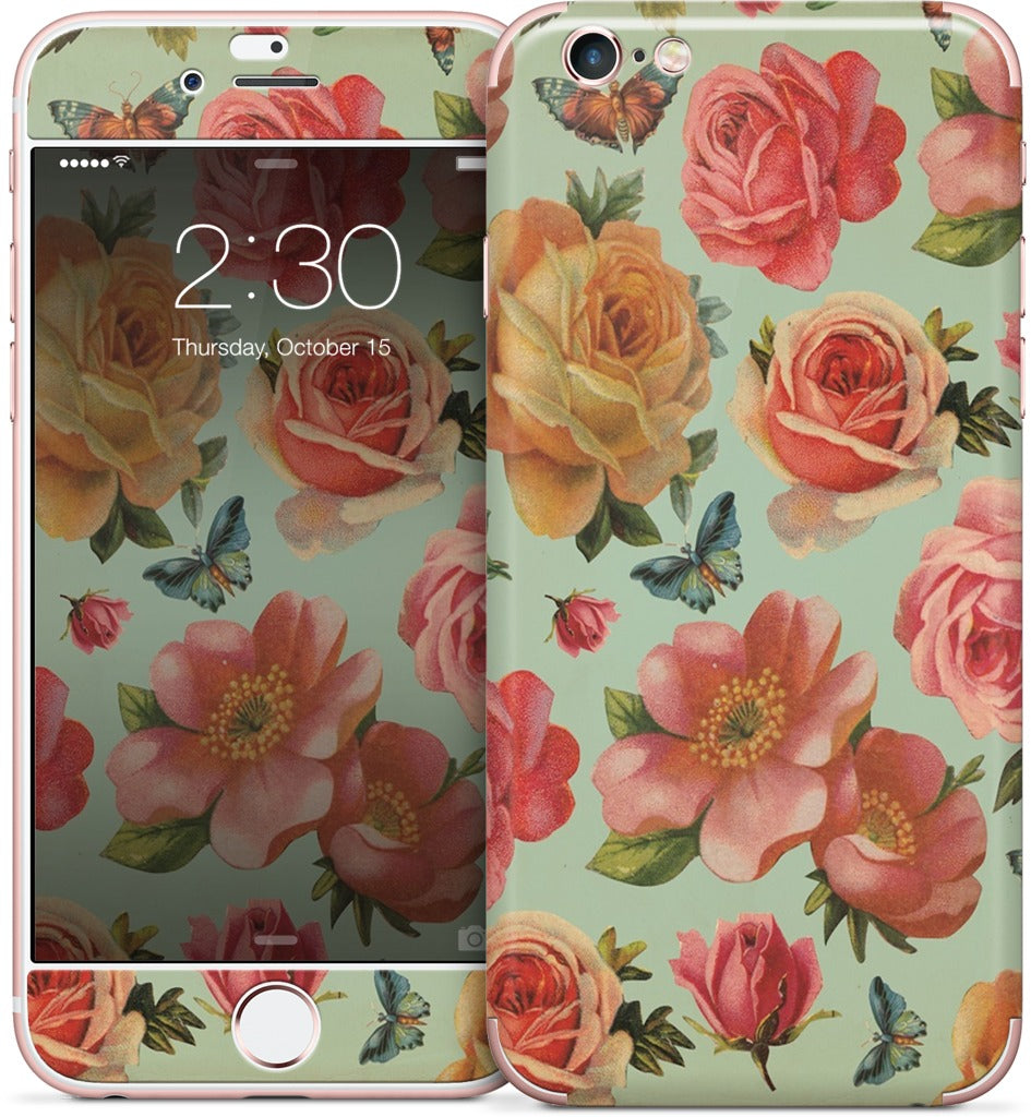 Rose iPhone Skin