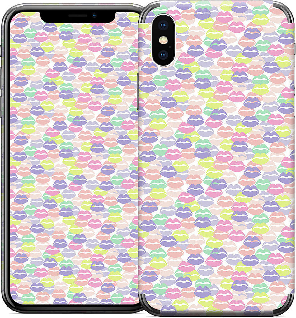 Kool Thing Whisper iPhone Skin