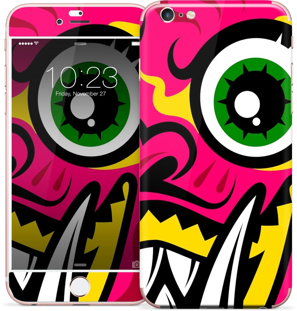 Bali Mask iPhone Skin