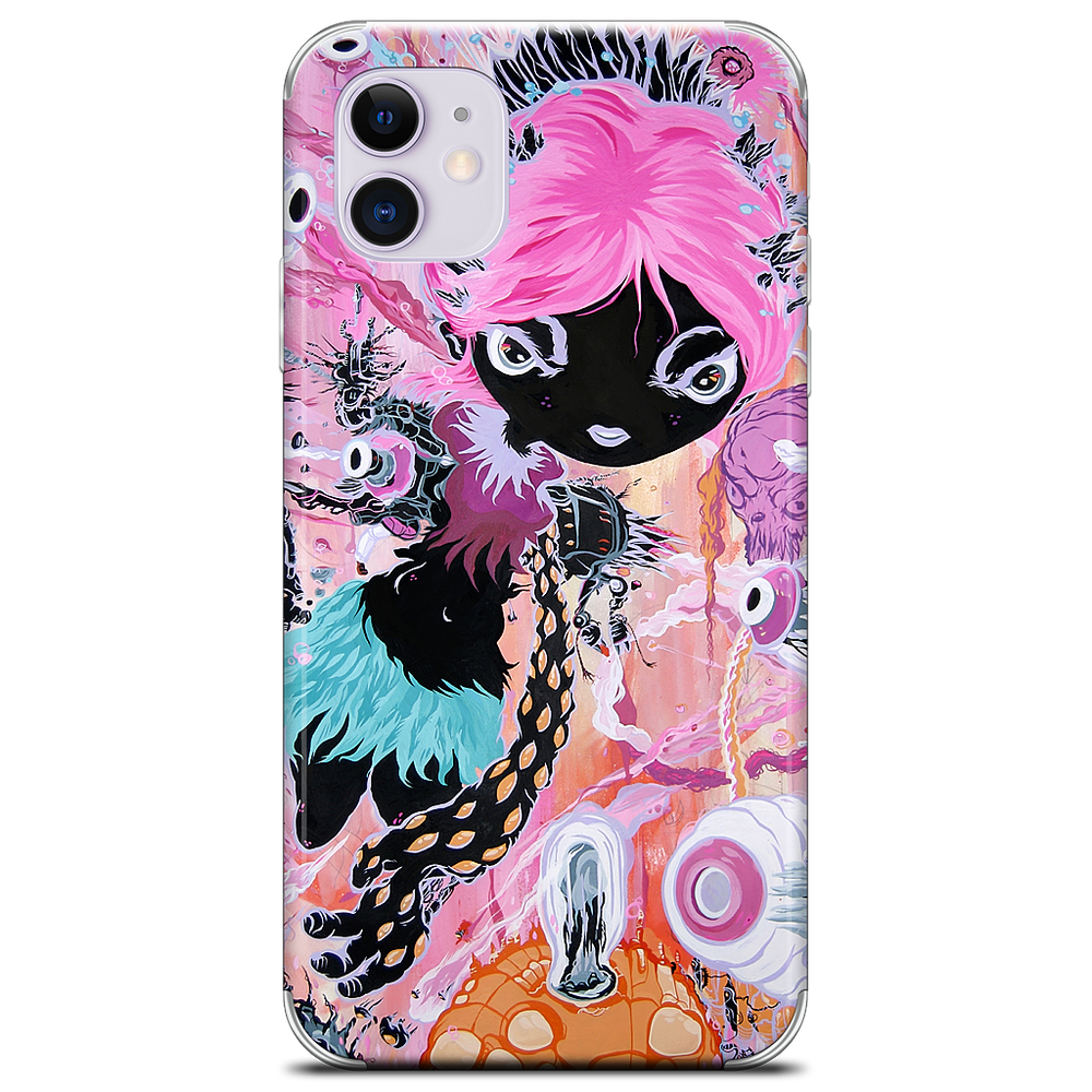 Girl Parts iPhone Skin