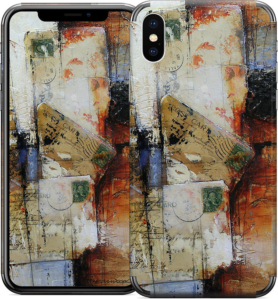 Nineteen 0 Five  iPhone Skin