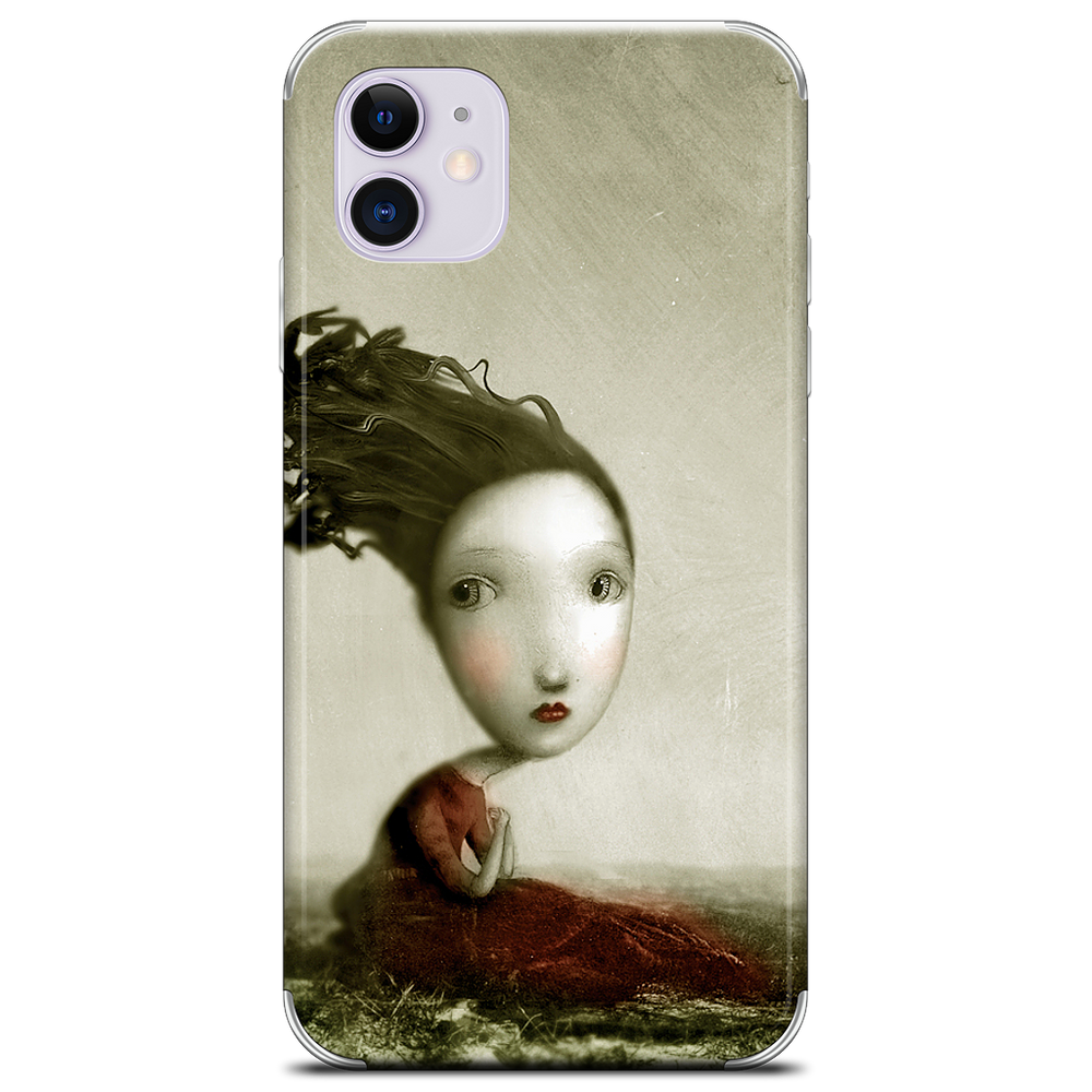 Crows iPhone Skin