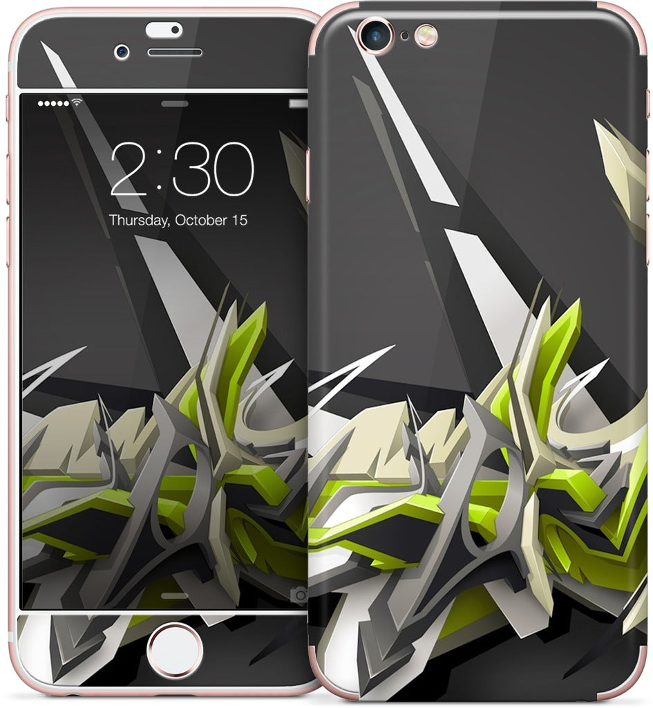 Swinging DAIM iPhone Skin