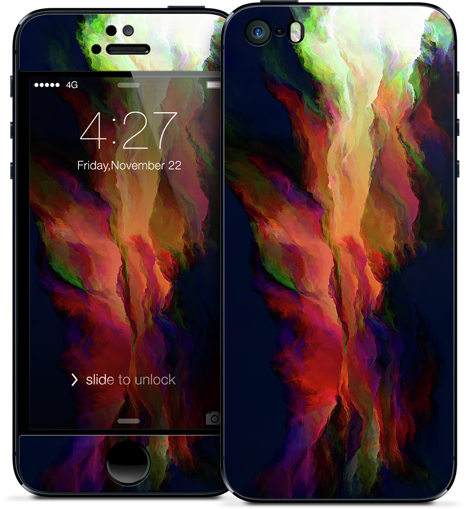 Creation II iPhone Skin