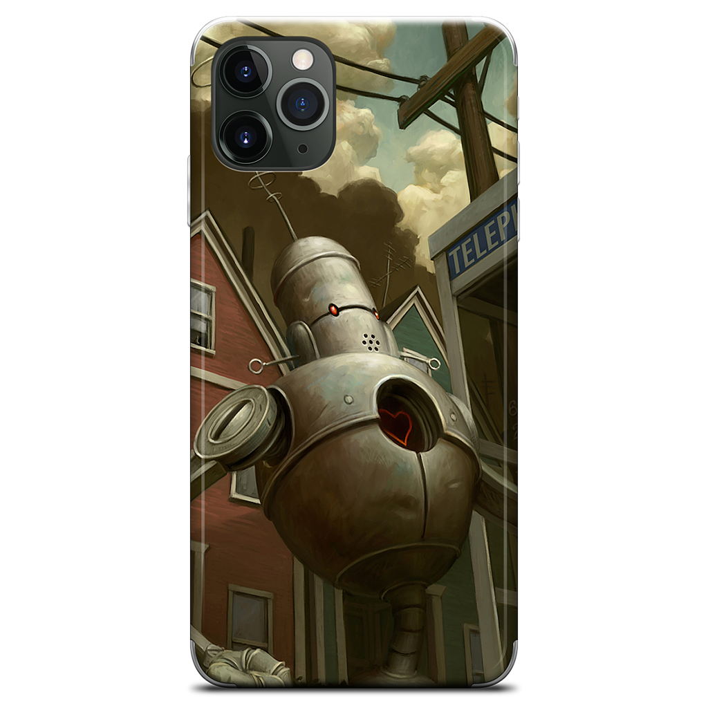 Tales From a Tin Can iPhone Skin