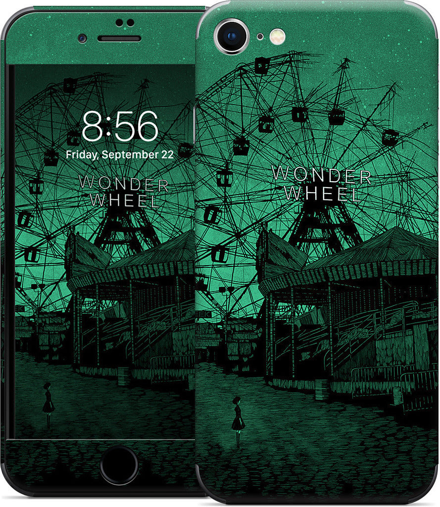 I Have Troubles Today I Had Not Yesterday iPhone Skin