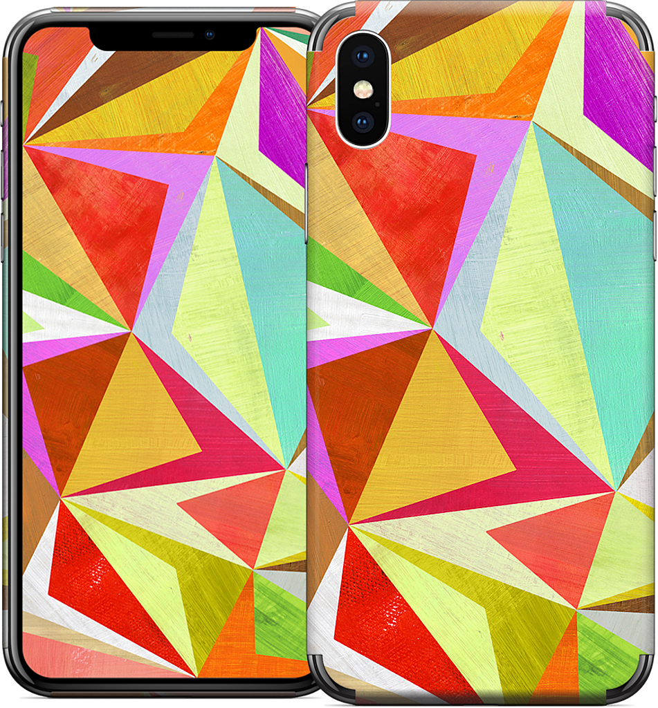 Diamonds iPhone Skin