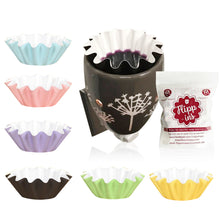 Flipp-Ins - Small (PKG of 10) Black, Green, Pink, Yellow, Blue and Purple Available