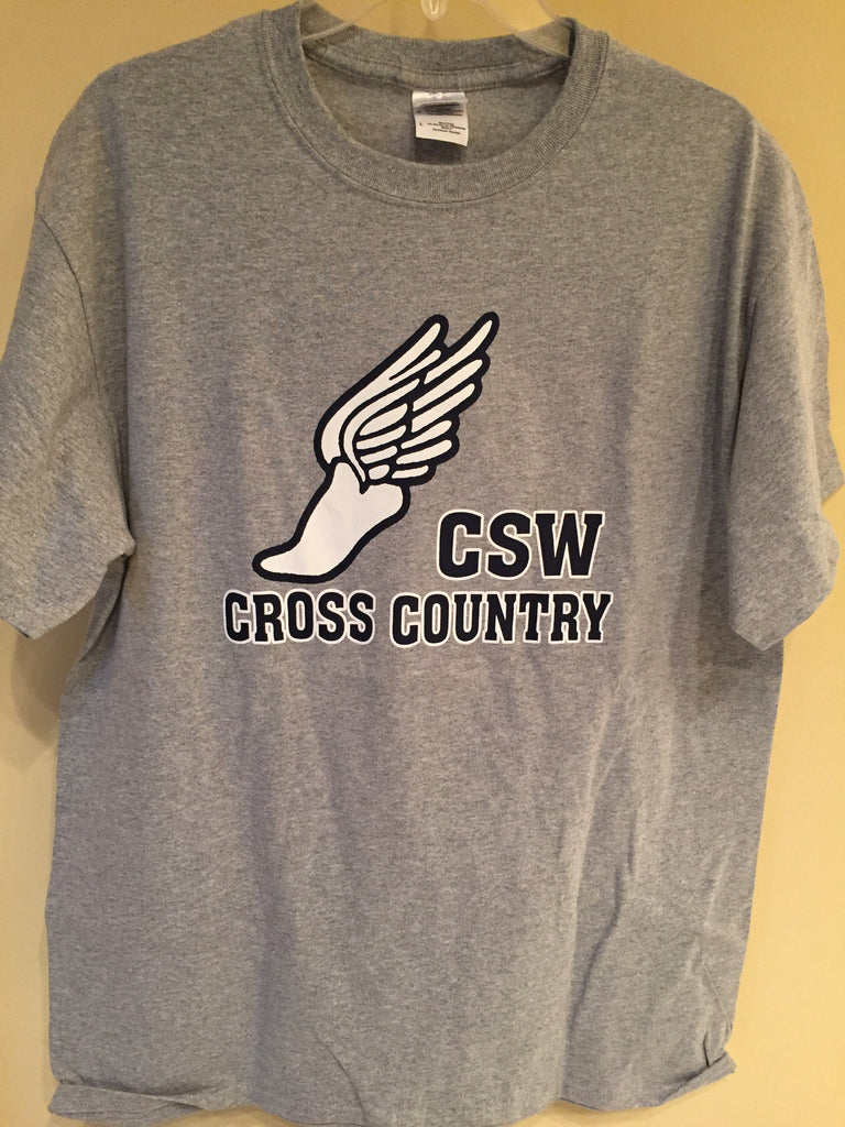 CSW017 SALE Cross Country t-shirt