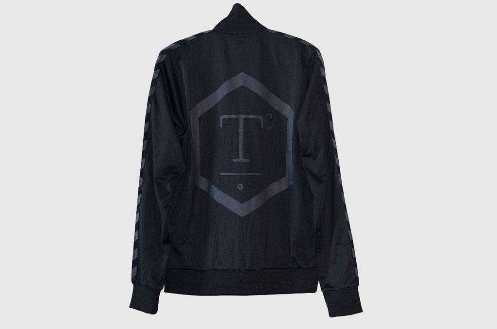 The Terrace Club x hummel Track Jacket