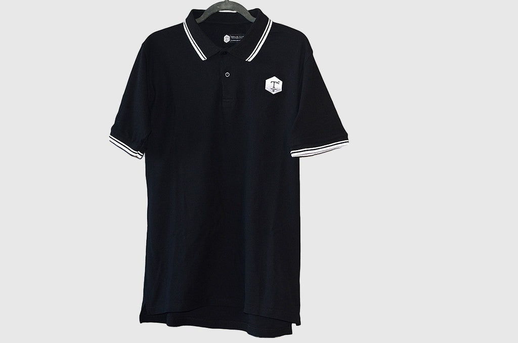 The Home Polo - Black